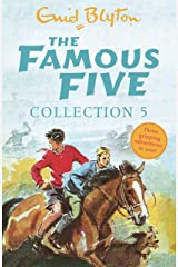 The Famous Five Collection 5: Books 13-15 (Famous Five: Gift Books and Collections) Kindle Edition