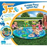 Froggy Pond Splash Mat