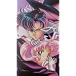 美少女戦士セーラームーン フルHD(1080×1920)スマホ壁紙/待受 タキシード仮面,セーラーちびムーン