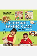 Cooking & Baking Class Box Set Paperback