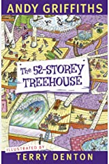The 52-Storey Treehouse (The Treehouse Series Book 4) Kindle Edition