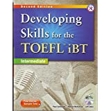 Developing Skills for the TOEFL iBT Second Edition Combined Book with MP3 CD