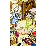 ストライクウィッチーズ HD(720×1280)壁紙 ペリーヌ・クロステルマン,宮藤芳佳