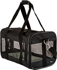 Amazonベーシック ペット用ソフトキャリーバッグ Mサイズ
