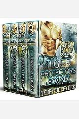Tiger Protectors Boxed Set Kindle Edition