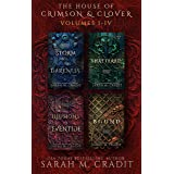 The House of Crimson & Clover Volumes I-IV: A New Orleans Witches Family Saga (Crimson & Clover Collections Book 1)