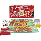 Winning Moves Games Clue Master Detective - Board Game, Multi-Colored