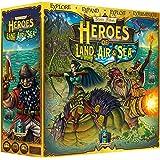 Heroes of Land, Air & Sea Board Game Board Game