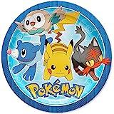 Pokemon Core Plate (l) 8ct [contains 4 Manufacturer Retail Unit(s) Per Amazon