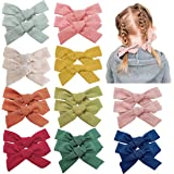 Baby Girls Hair Bows Clips Hair Barrettes Accessory for Babies Infant Toddlers Kids