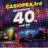 CELEBRATE 40th Live CD(Blu-spec CD2 2枚組)