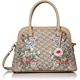 Karl Lagerfeld Paris Penelope Dome Satchel Handbag