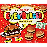Bourbon Every Burger Biscuit, 66g