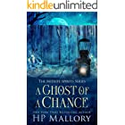 A Ghost of a Chance: A Paranormal Women's Fiction Novel (Midlife Spirits Book 2)