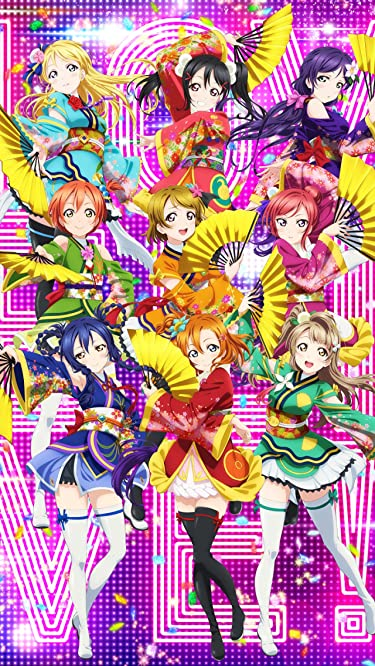 ラブライブ!  iPhone/Androidスマホ壁紙(640×1136)-1 - 『Angelic Angel』μ's