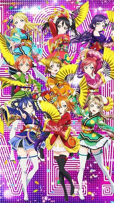 ラブライブ!  iPhone/Androidスマホ壁紙(750×1334)-1 - 『Angelic Angel』μ's