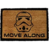 Star Wars IMDM0098 Move Along Outdoor Doormat