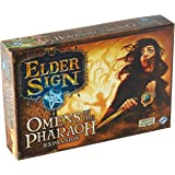 Fantasy Flight Games FFGSL20 Elder Sign Omens of the Pharaoh Expansion Card Game