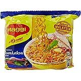Maggi 2-Min Asam Laksa Noodle, 5 x 77g