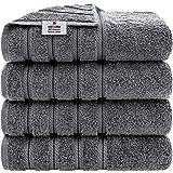 American Soft Linen Premium, 100% Turkish Genuine Cotton Towel Set Luxury Hotel & Spa Quality for Maximum Softness & Absorben