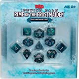 Dungeons and Dragons Icewind Dale: Rime of The Frostmaiden Dice and Miscellany Accessory (C87150000)