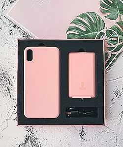 FUDIAN(フデン)モバイルバッテリー軽量 薄型 iphone用バッテリー 携帯充電器 2A急速充電 LED残量表示 3600mAh 持ち運び便利
