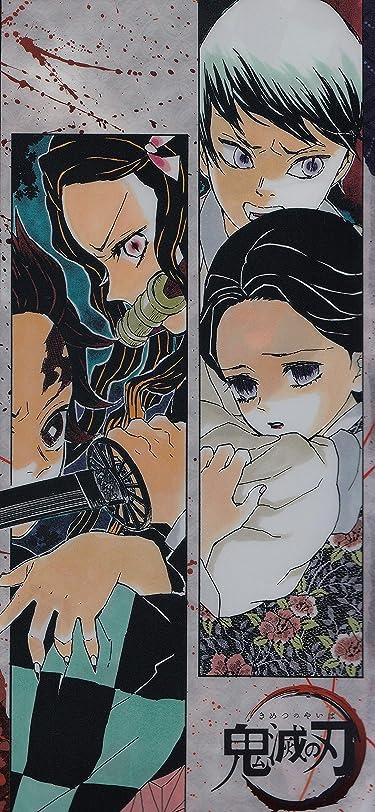 鬼滅の刃  iPhone/Androidスマホ壁紙(1125×2436)-1 - 竈門炭治郎,竈門禰󠄀豆子 , 愈史郎(ゆしろう),珠世(たまよ)
