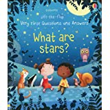 Lift-the-flap Very First Questions and Answers What are stars?