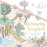 "Kaisercraft Faraway Kingdom KaiserColour Perfect Bound Coloring Book, 9.75"" x 9.75"""