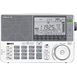 Sangean ATS-909X Portable AM/FM Radio Receiver with AUST SANGEAN Warranty