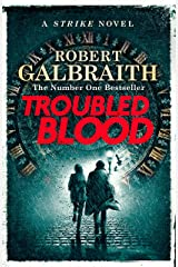 Troubled Blood (Cormoran Strike 5) Kindle Edition