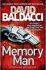 Memory Man (Amos Decker series) ペーパーバック