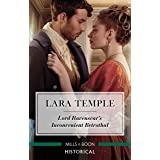 Lord Ravenscar's Inconvenient Betrothal (Wild Lords and Innocent Ladies Book 2)