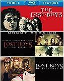 Lost Boys/Lost Boys: the Tribe/Lost Boys: the Thir [Blu-ray…
