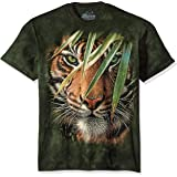 The Mountain Emerald Forest Adult T-Shirt