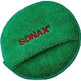 SONAX Australia Care Pad for Plastics Microfibre 18 cm Diameter (417200)