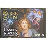 Elder Sign Unseen Forces Expansion Card Game Card Game