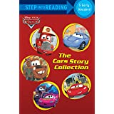 Five Fast Tales (Disney/Pixar Cars) (Step into Reading)