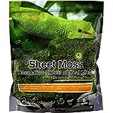 Galapagos (05248) Sheets of Real Moss, 8-Quart, Natural