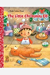 The Little Christmas Elf (Little Golden Book) Kindle Edition