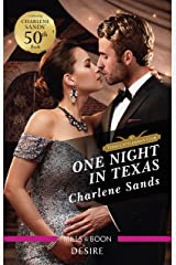 One Night in Texas (Texas Cattleman's Club: Rags to Riches) Kindle Edition