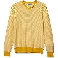 [Amazon Essentials] Vネック セーター メンズ