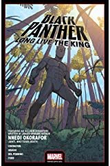 Black Panther: Long Live The King (Black Panther: Long Live The King (2017-2018)) Kindle Edition