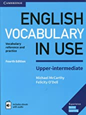 English Vocabulary in Use Upper-Intermediate Book with Answers and Enhanced eBook: Vocabulary Reference and Practice