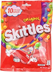 Skittles Candies, Share bag, 150g