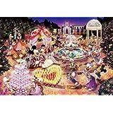 1000ピース ジグソーパズル ディズニー ナイトウエディング ドリーム 【光るジグソー】(51x73.5cm)