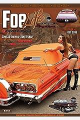 Foe Life Magazine issue #11: Japan Car Culture (フォーライフマガジンNEXT編集部) Kindle版