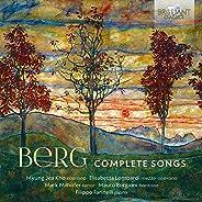 Berg Complete Songs