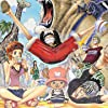 ONE-PIECE - ナミ,ルフィ,チョッパー,ウソップ,ニコ・ロビン,ゾロ,サンジ『ONE PIECE COLOR WALK 3―尾田栄一郎画集 LION』 iPad壁紙 48883