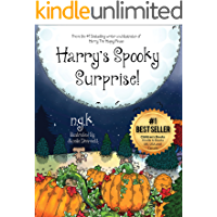 Harry's Spooky Surprise! (Harry The Happy Mouse Book 3) (Eng…